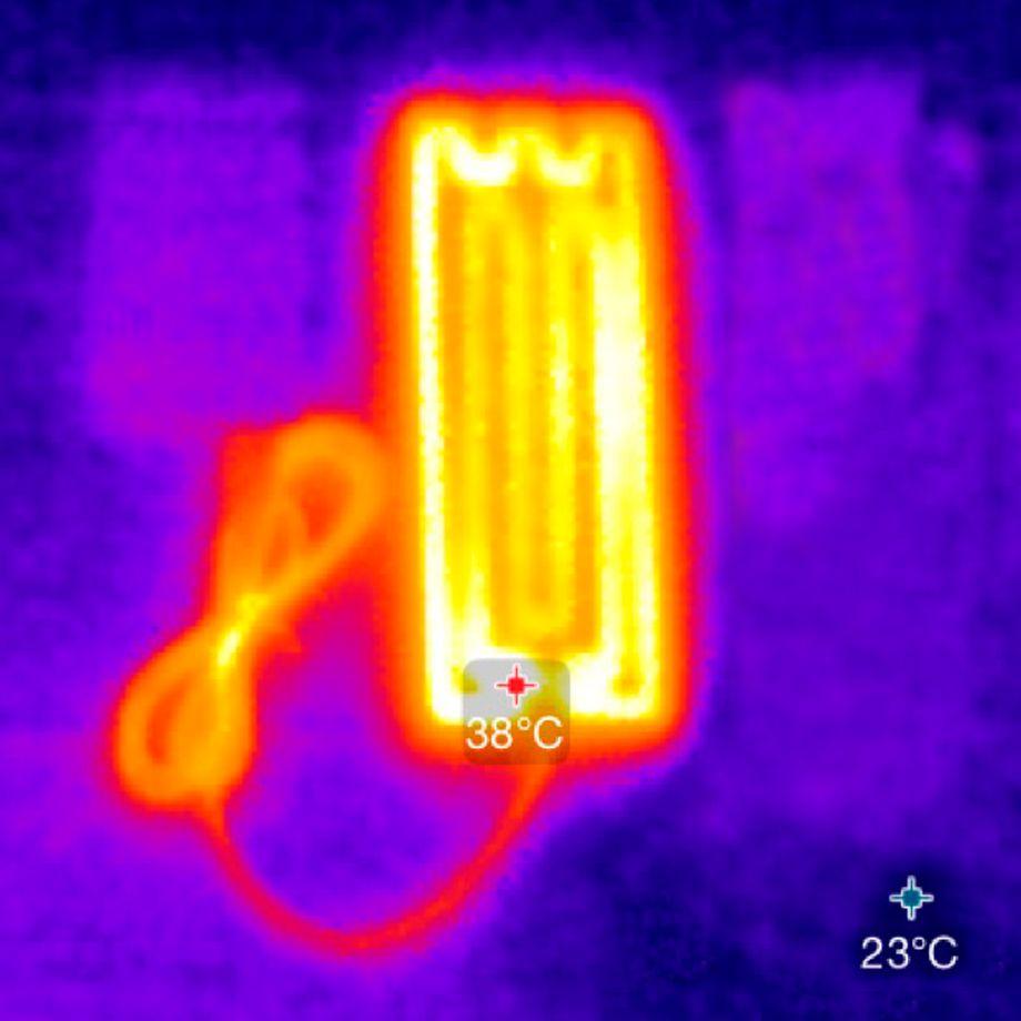 Mobisun USB infrared heating pad