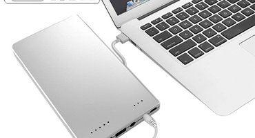 Charging your MacBook or laptop with a power bank? No problem!