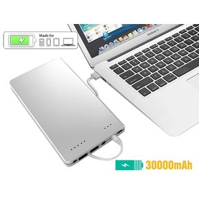 30.000 mAh laptop powerbank