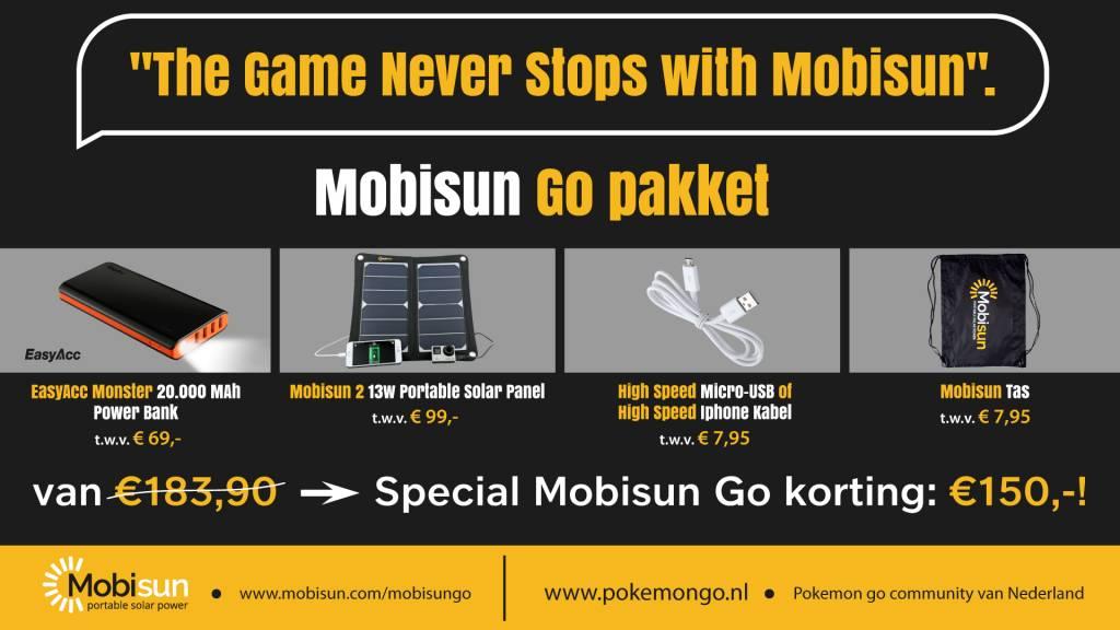 Mobisun Go