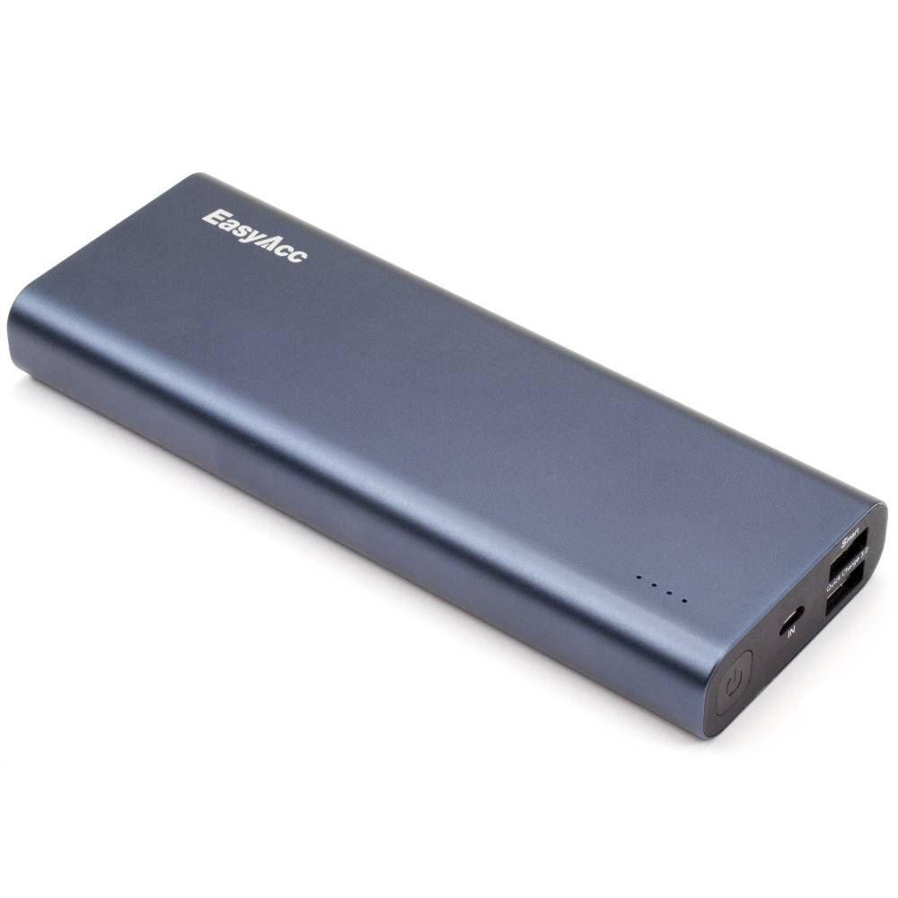 EasyAcc 20.000 mAh Quick Charge Power Bank