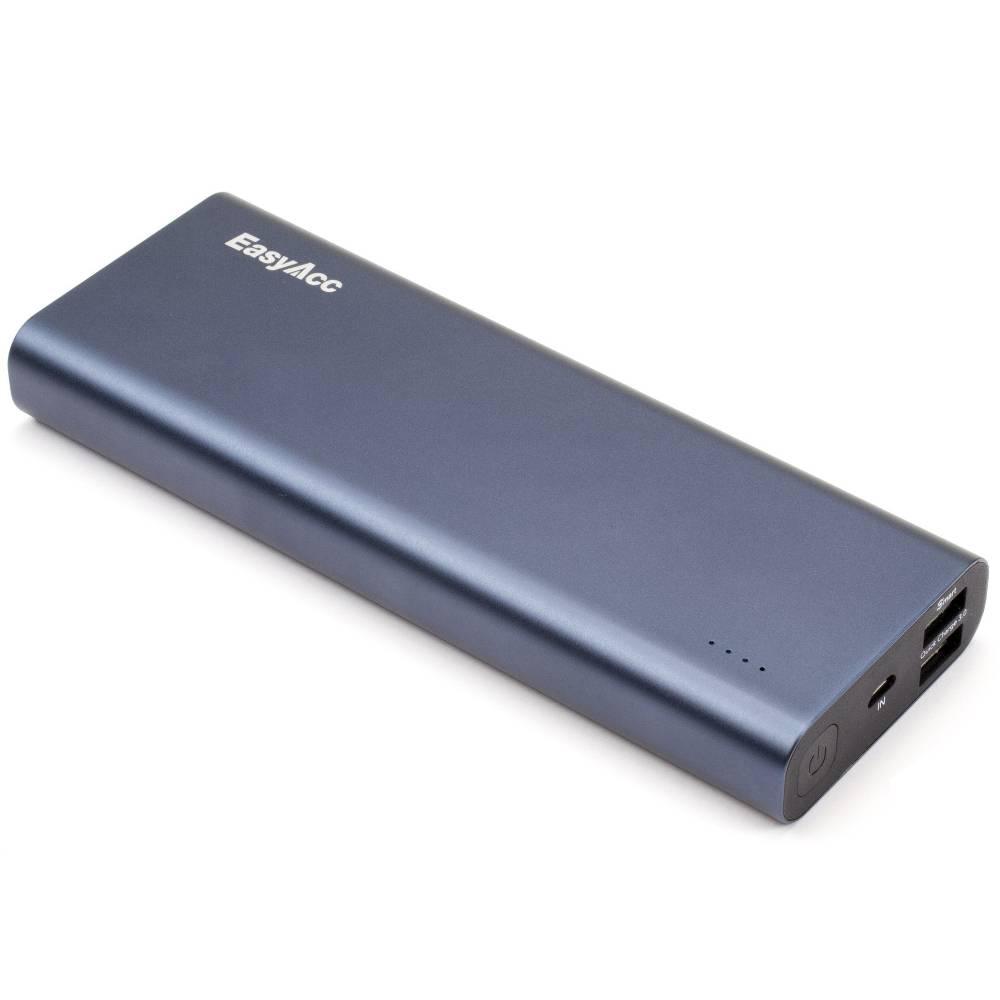 EasyAcc 20.000 mAh Schnellladung USB-C Power Bank