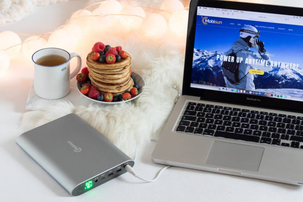 Mobisun 40.000 mAh laptop powerbank | Mobisun