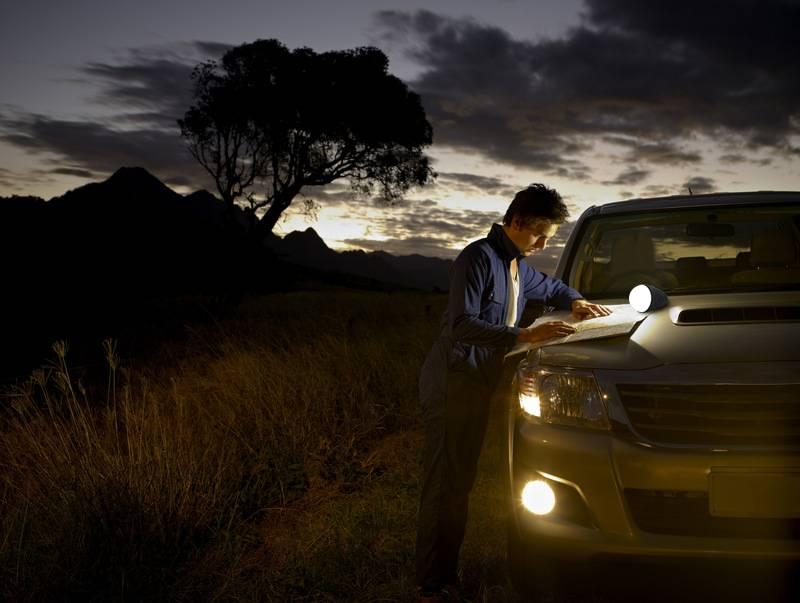 Mobisun Wasserdichte Outdoor USB Light LED | Mobisun