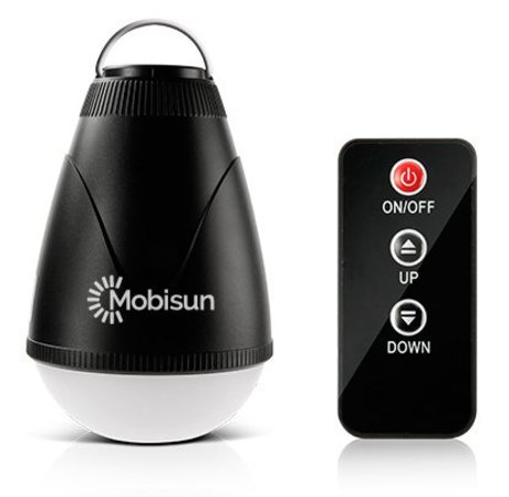 Mobisun Waterdichte Outdoor USB Lamp LED | Mobisun