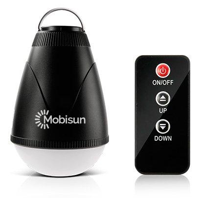 Mobisun Impermeable al aire libre del USB LED de la lámpara | Mobisun