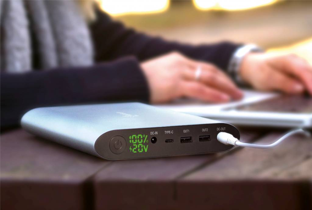 Mobisun 40.000 mAh laptop power bank | Mobisun