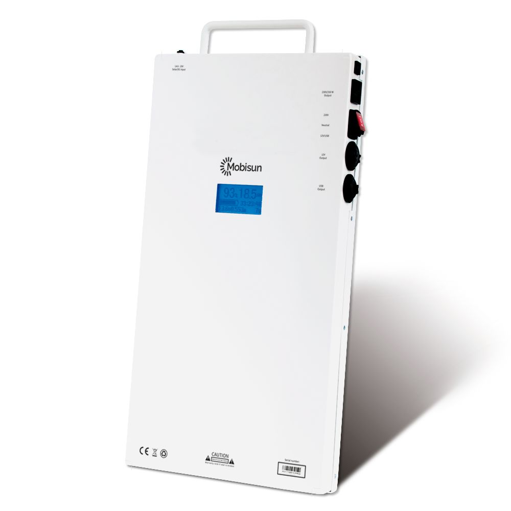 Mobisun Mobisun pro 2.50 panel solar portátil 230V