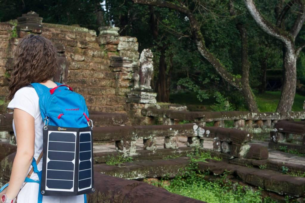 Mobisun Portable 13W solar panel