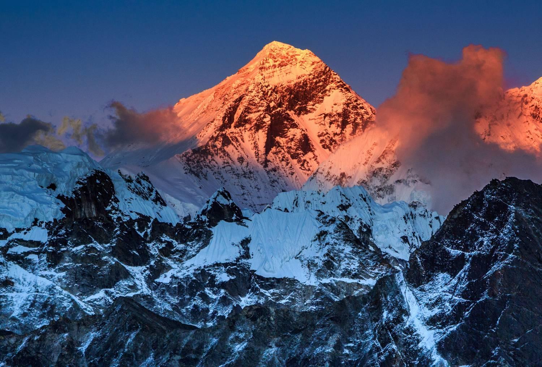 Met Mobisun naar de top van de Mount Everest