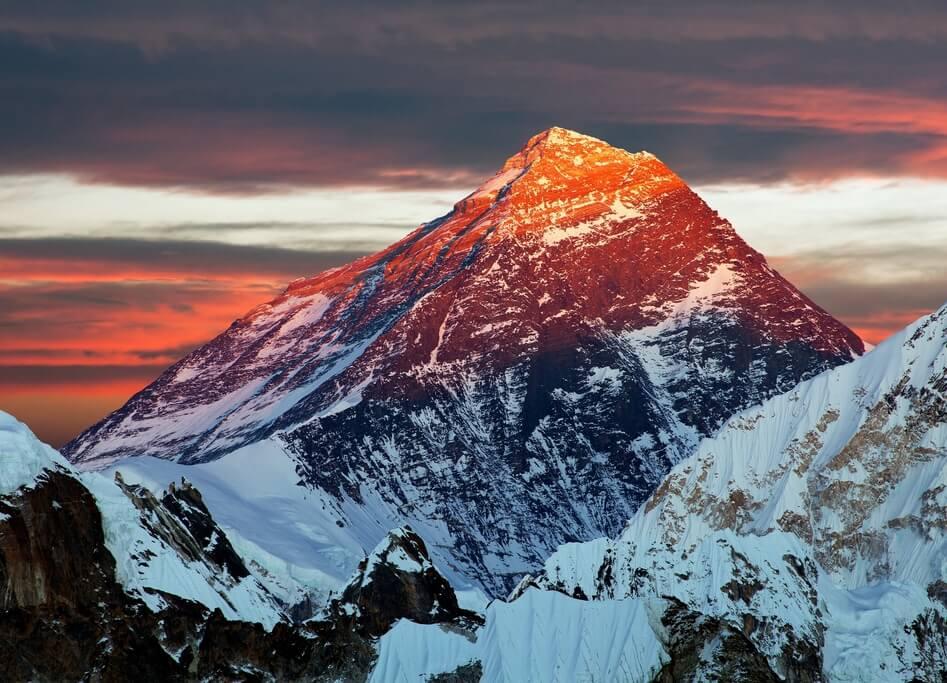 Mobisun naar de Mount Everest