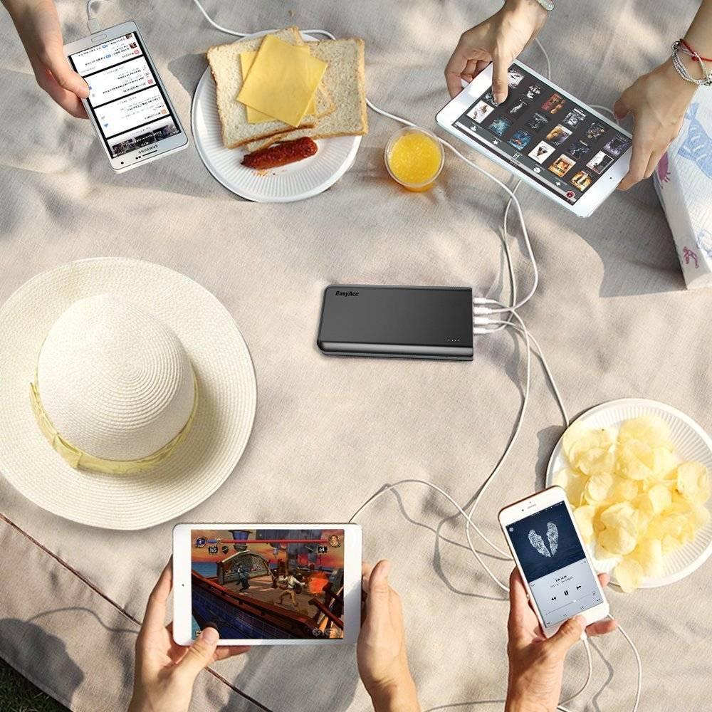 Welke powerbank voor de Samsung Galaxy S6?