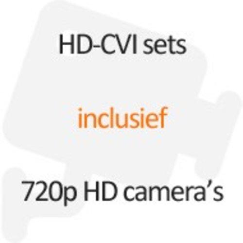 720p HD-CVI sets