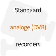 Standaard recorders