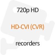 HD-CVI recorders (CVR)