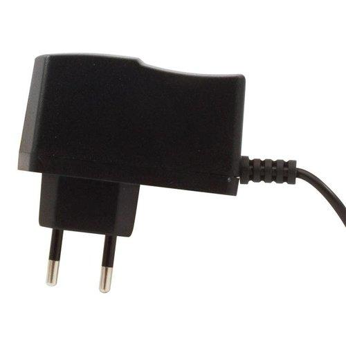 CW-V1A - 12 volt 1A voeding voor CW, CC, CS & CHD camera's