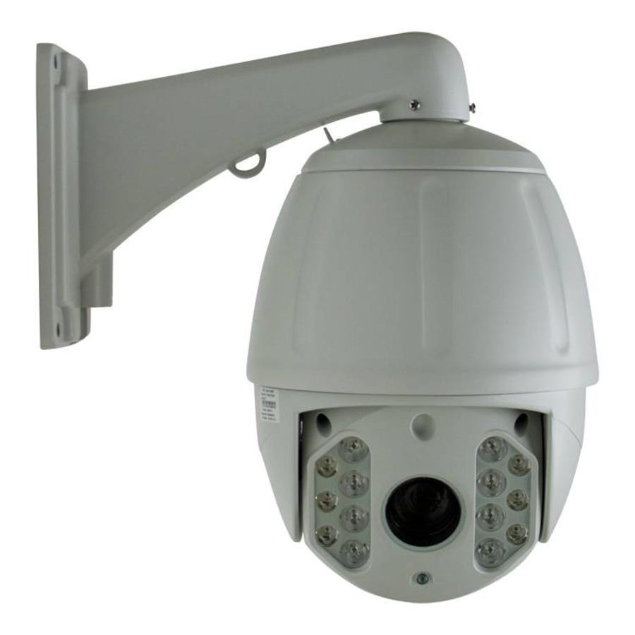 CHD-PTZ2 - 1080p IP speeddome met 22x zoom - Bestuurbaar!