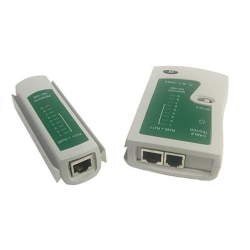 UTP tester voor RJ45 kabel