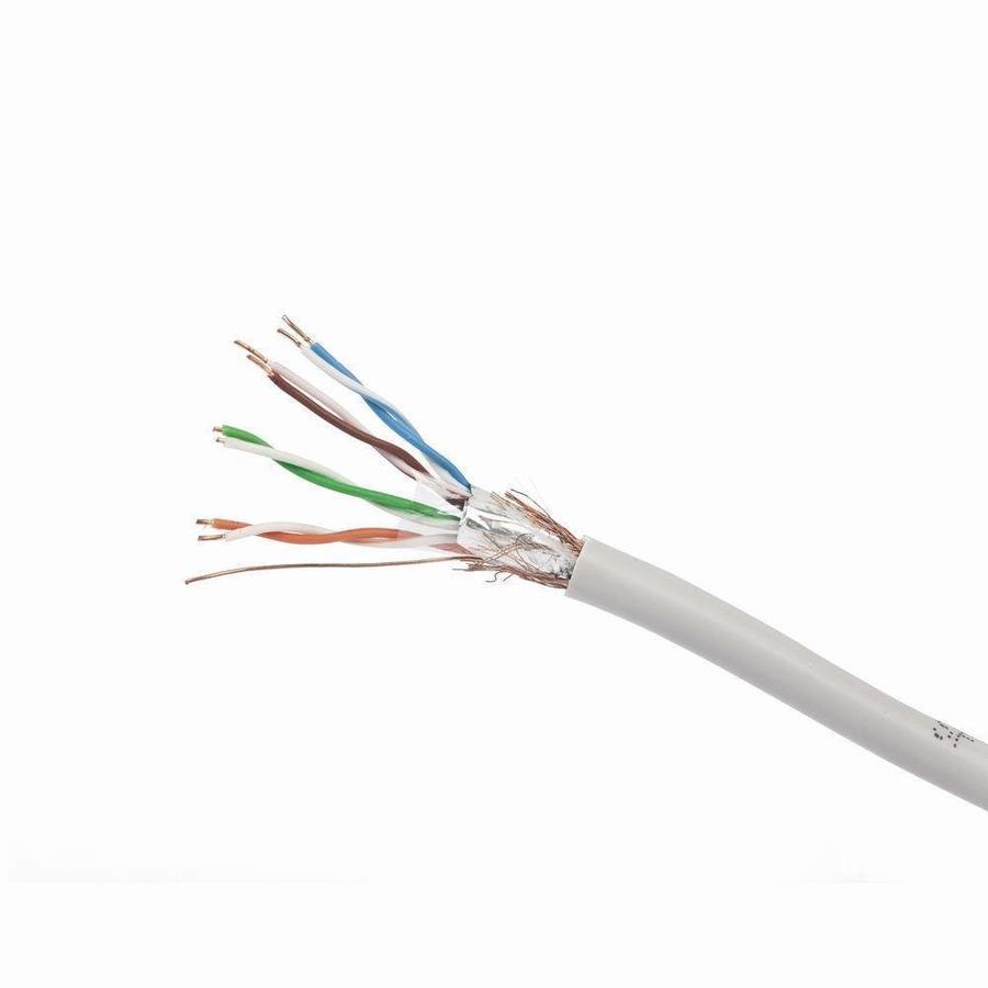 100 meter SFTP CAT5e netwerkkabel zonder stekkers
