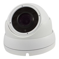 CHD-DA3-W - 1080p IP camera met autofocus en PoE - Wit