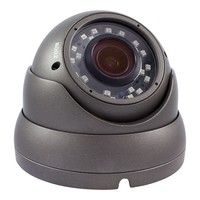 CHD-5MD1-G - 5.0 MegaPixel IP camera met PoE - Grijs