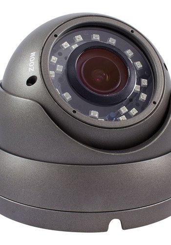Neview CHD-5MD1-G - 5.0 MegaPixel IP camera met PoE - Grijs