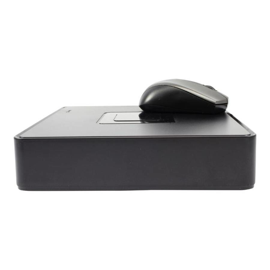 CHD-CS01DA3-W - 4 kanaals NVR inclusief 1 witte CHD-DA3 IP camera