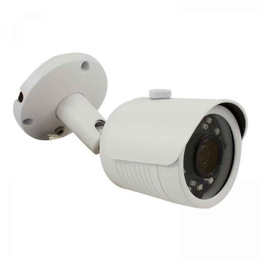 CHD-4K-B7 - 8.0 MegaPixel (4K UHD) IP camera met autofocus en PoE