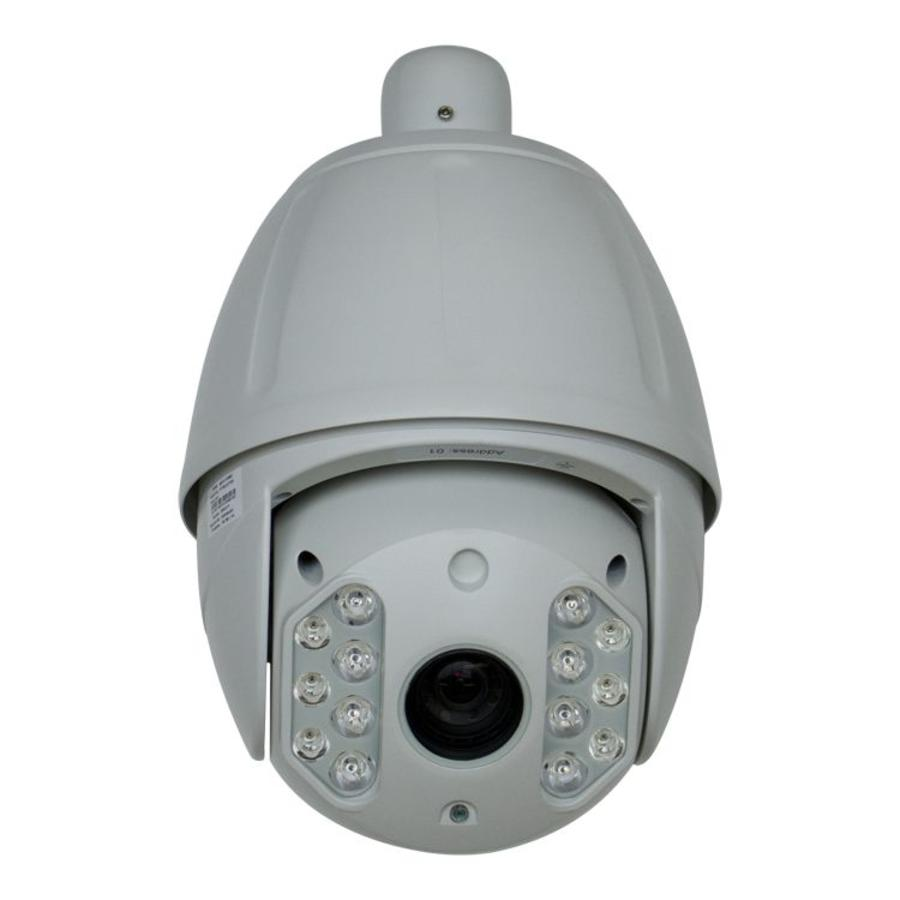 CHD-PTZ3 - 1080p IP speeddome met 36x zoom