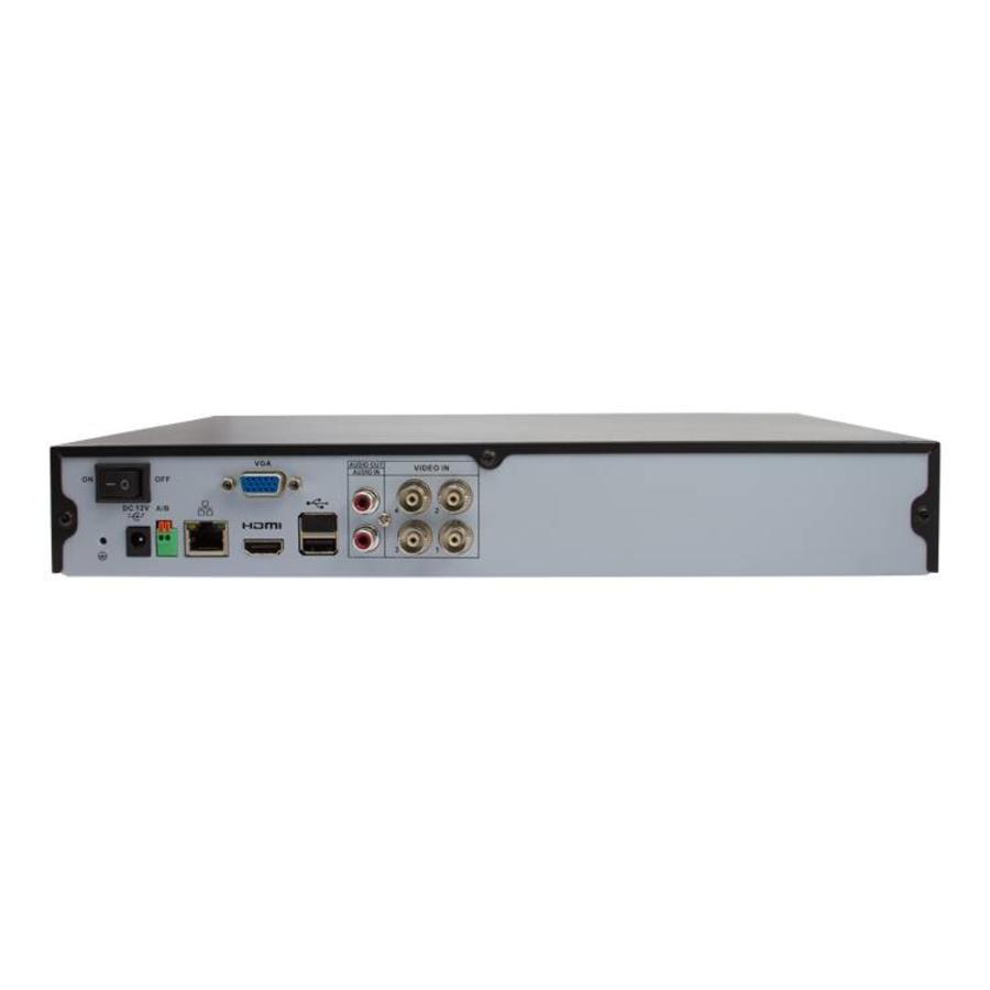 CF-XVR08 - 1080p HD recorder voor 8 camera's