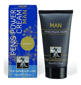 Shiatsu Man Penis Power Cream