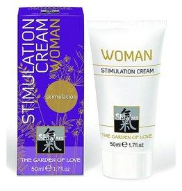 Shiatsu Stimulation Creme Woman