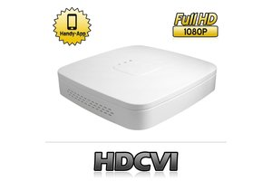 Cam Germany HDCVI Digital Videorekorder 8-Kanal Full HD - 1080p