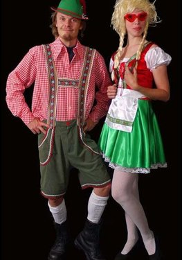 Tirol of Apres ski kleding