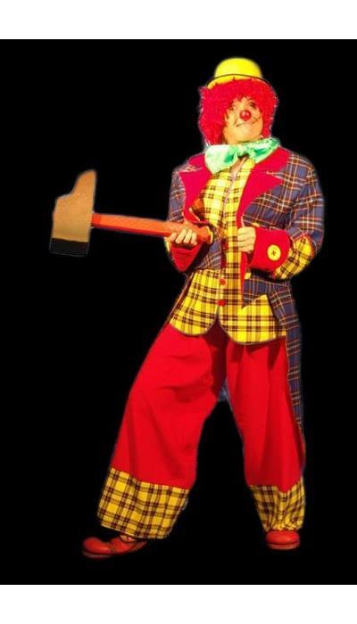 Clown kostuum