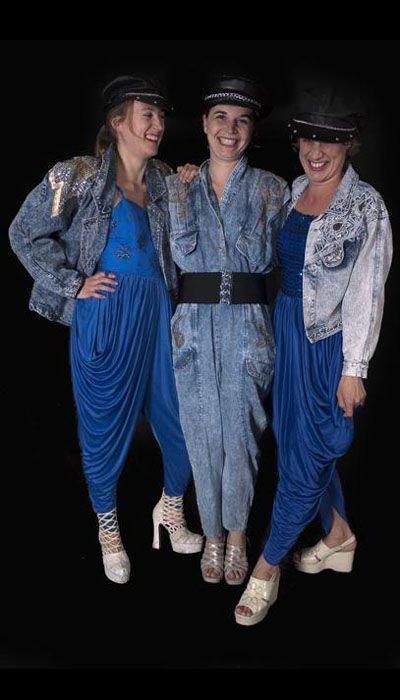 Jaren 80 kostuums