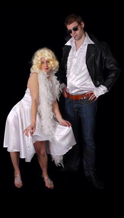 Marilyn Monroe Jurk En James Dean Outfit Incognito Leusden
