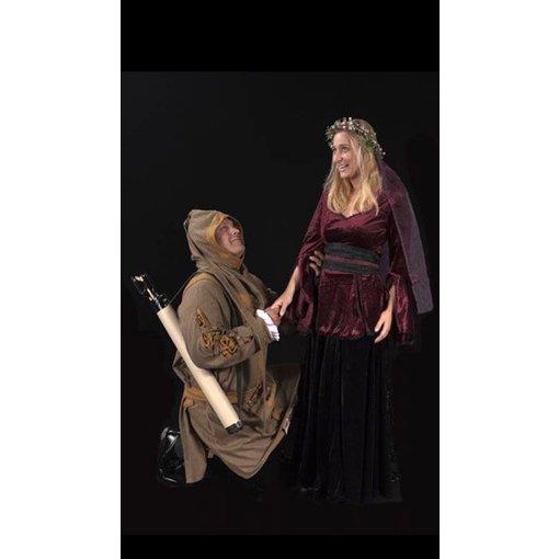 Robin Hood & Lady Marian