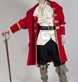 Kapitein Piraat kostuum
