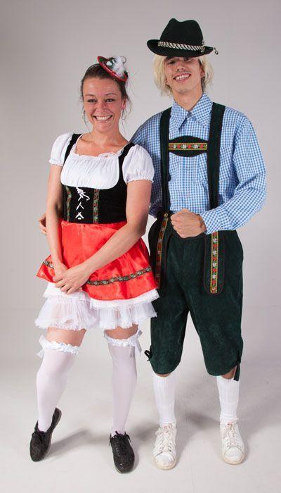 Tirol man/vrouw