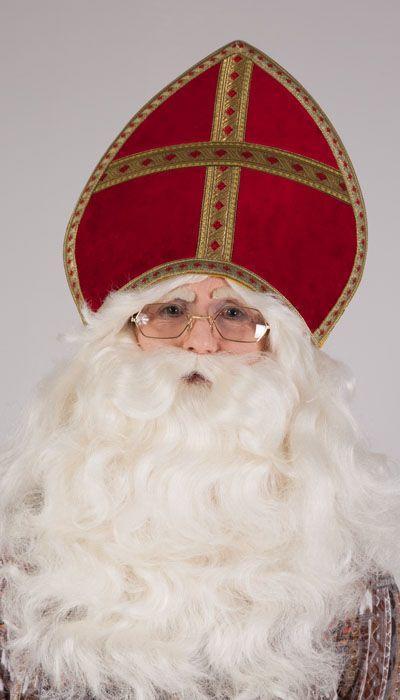 Sinterklaas incl. schminken