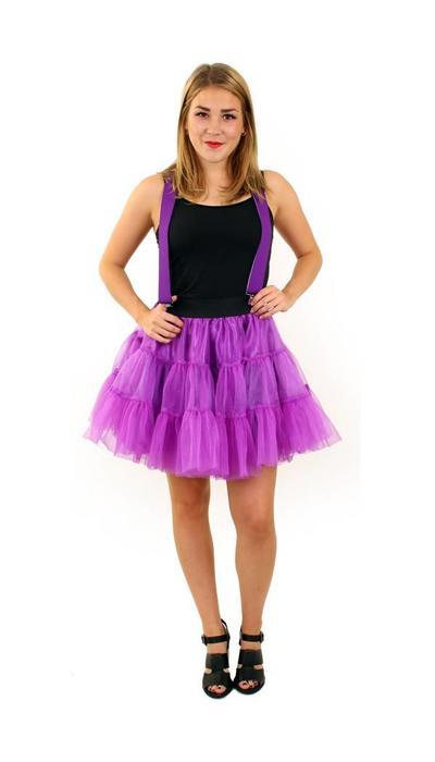 Petticoat paars - kopen