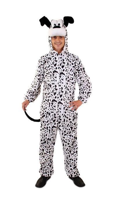 Stipjes hond dalmatier