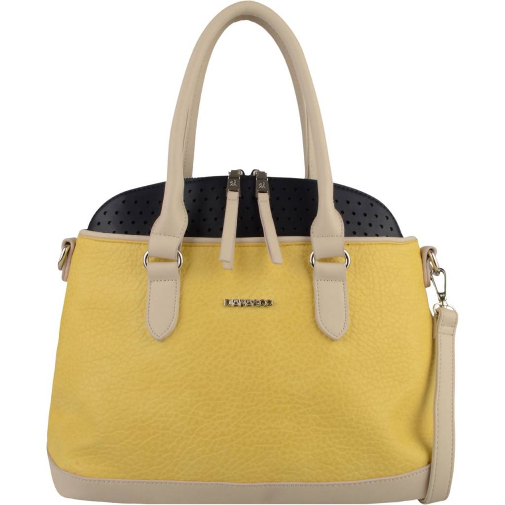 Diana&Co DTJ824-3 Yellow