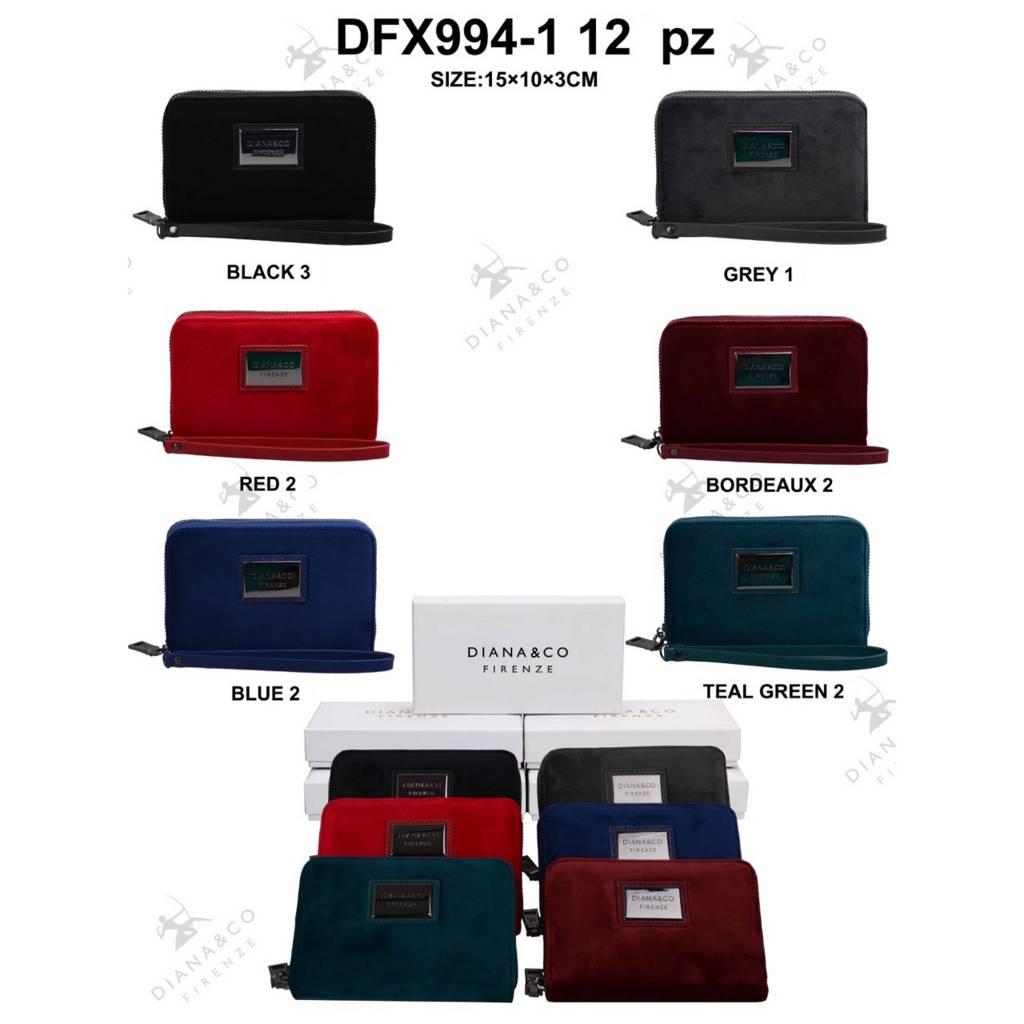 Diana&Co DFX994-1 (12pcs) Mixed colors