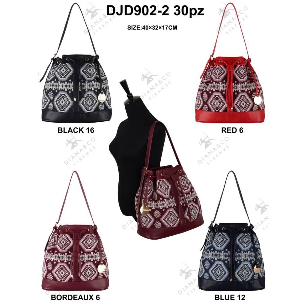 Diana&Co DJD902-2 Mixed colors 15 pieces