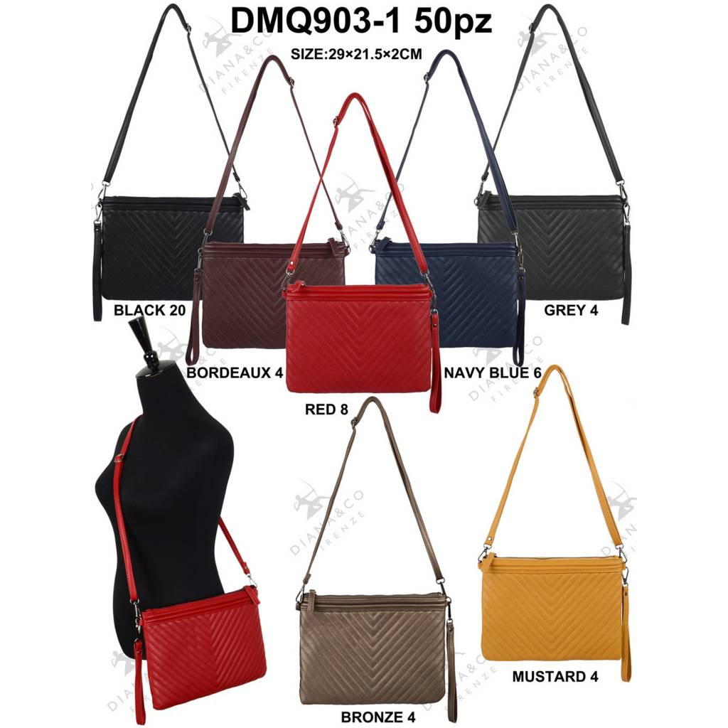Diana&Co DMQ903-1 Mixed colors 25 pieces