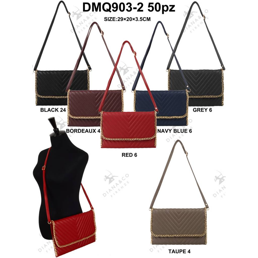 Diana&Co DMQ903-2 Mixed colors 25 pieces