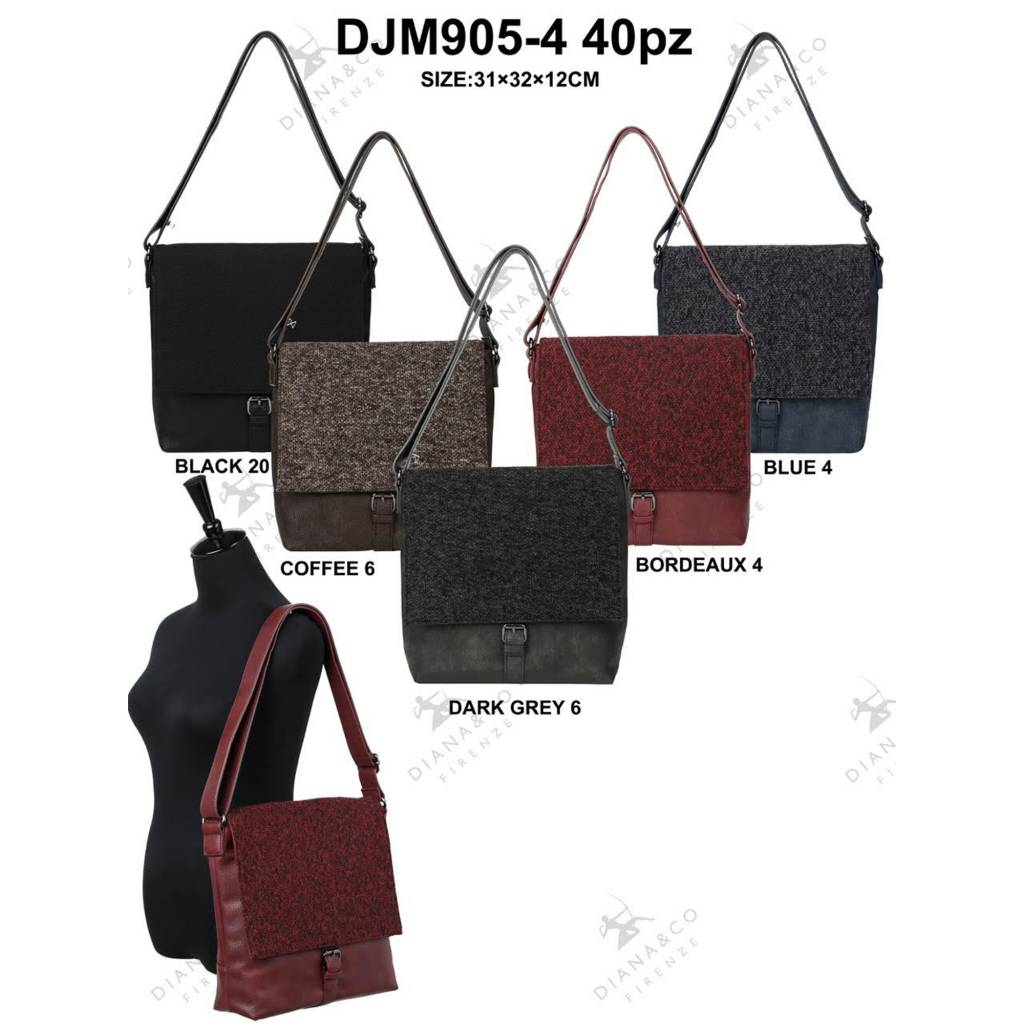 Diana&Co DJM905-4 Mixed colors 40 pieces