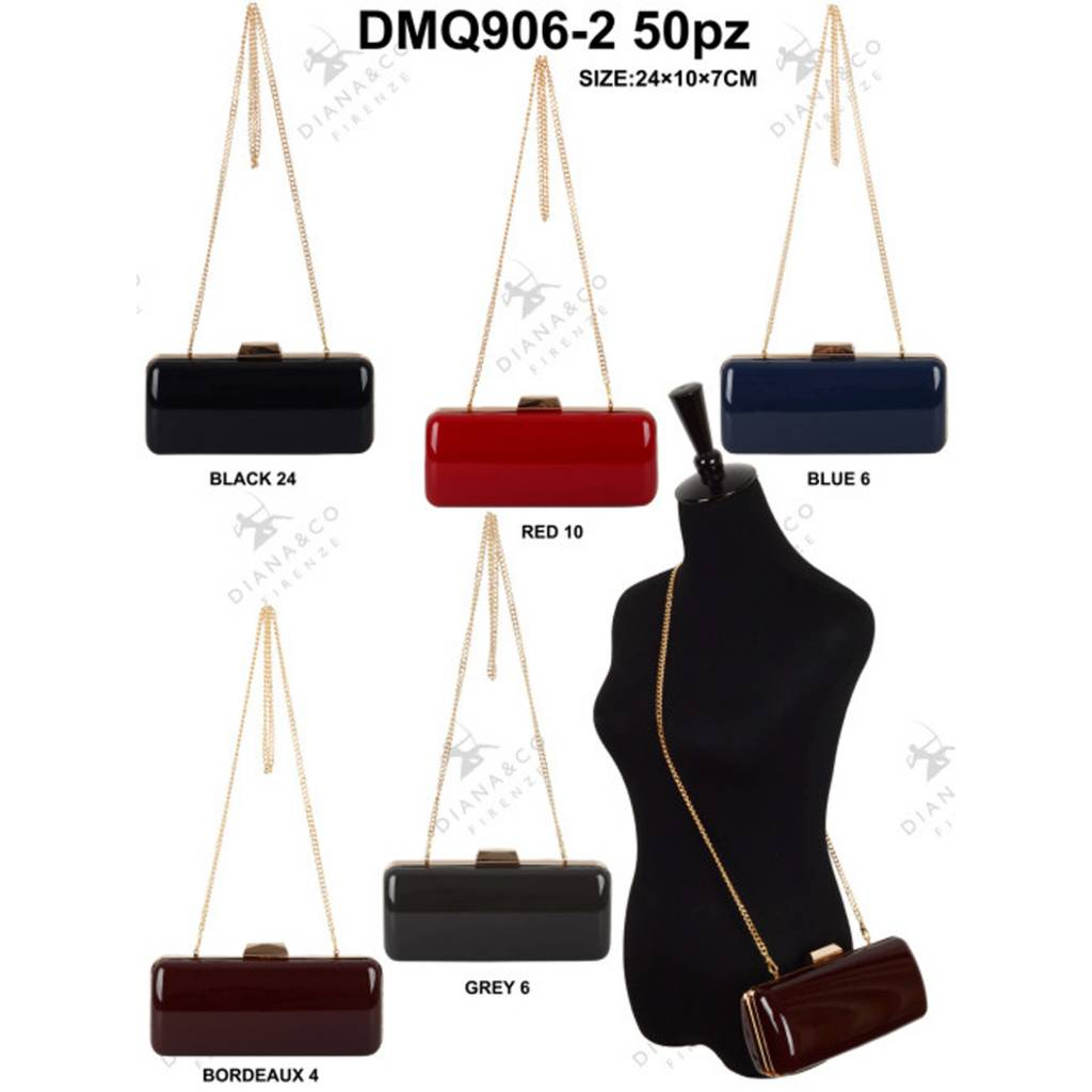 Diana&Co DMQ906-2 Mixed colors 25 pieces